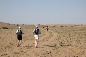 Heading up to checkpoint 2