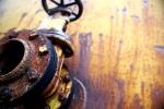Whale Oil tank valve